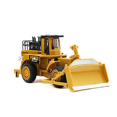 Bulldozer Spielzeug-LKWs & -Baustellenfahrzeuge Spielzeug-Autos Metalllegierung ABS Unisex Kinder Spielzeuge Geschenk