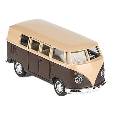 سيارات السحب سيارة المزرعة ألعاب سيارة حافلة سبيكة معدنية قطع للجنسين هدية