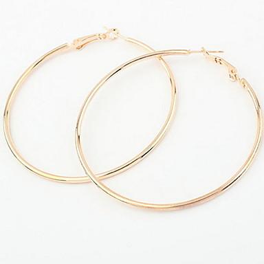 Dames Oorknopjes Druppel oorbellen Ring oorbellen - Gepersonaliseerde Religieuze sieraden Luxe Cirkelvormig ontwerp Uniek ontwerp