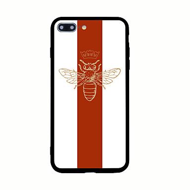 Hülle Für Apple iPhone 7 Plus iPhone 7 Muster Rückseite Tier Weich Acryl für iPhone 7 Plus iPhone 7 iPhone 6s Plus iPhone 6s iPhone 6