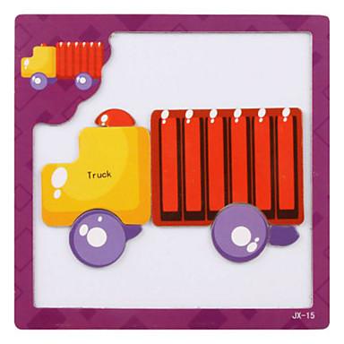Puzzles Holzpuzzle Bausteine Spielzeug zum Selbermachen