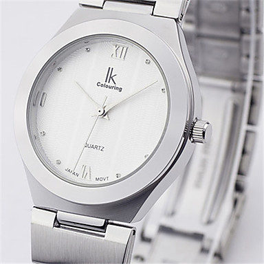 Pentru femei Ceas Sport Ceas La Modă ceas mecanic Quartz Rezistent la Apă Aliaj Bandă Argint