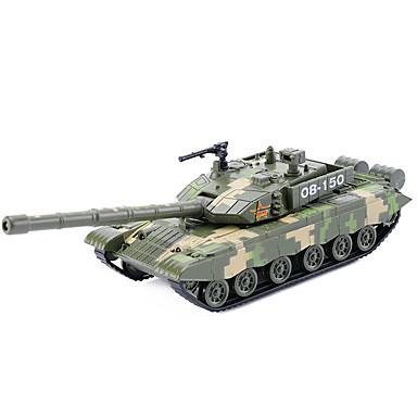 سيارات السحب دبابة ألعاب دبابة معدن قطع للجنسين هدية
