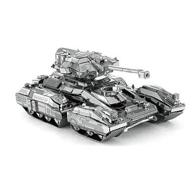 Puzzle 3D Puzzle Metal Jucarii Rezervor Oțel inoxidabil Unisex Bucăți