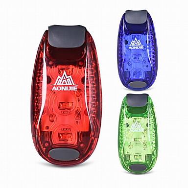 LED Wielrennen Lumens Batterij Groen Blauw Rood Kamperen/wandelen/grotten verkennen Fietsen Multifunctioneel