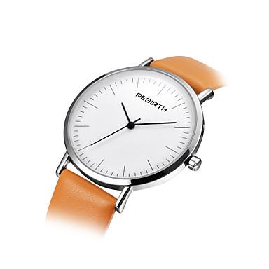 Damen Armbanduhr Modeuhr Quartz Schlussverkauf Leder Band Charme Khaki