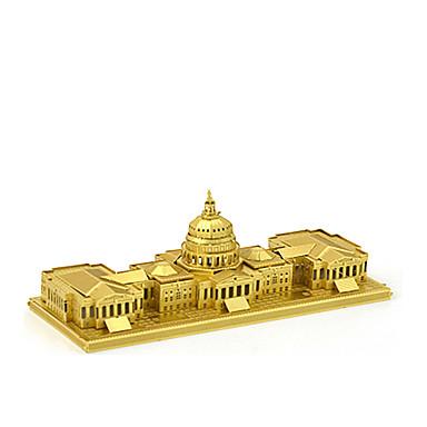 3D-puzzels Metalen puzzels Plezier Hout Klassiek