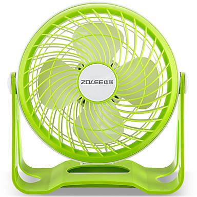 مروحة التهوية تصميم مستقيم بارد ومنعش سرعة الرياح التنظيم هز الرأس USB