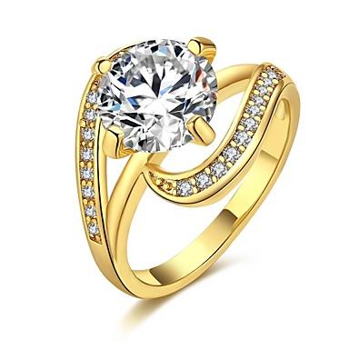 للمرأة خاتم مكعب زركونيا مخصص تصميم دائري هندسي تصميم فريد قديم حجر الراين بوهيميان أساسي الطبيعة دائرة الصداقة بيان المجوهرات أسلوب بسيط