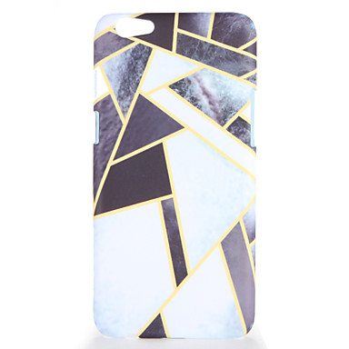 Pentru opo r9s r9s plus carcasa carcasei back cover carcasa geometrică hard pc r9 r9 plus