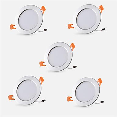 LED Deckenstrahler Warmes Weiß Kühles Weiß Pendelleuchten LED 5 Stück
