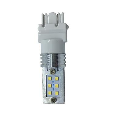 12w dc10-30v alb 3157 t20 12pcs 2323smd mașină auto led lumini de semnalizare lumină lămpi de mers înapoi 1pcs