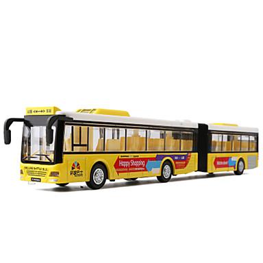 Speelgoedauto's Boerderijvoertuig Speeltjes Automatisch Bus Metaallegering Stuks Unisex Geschenk
