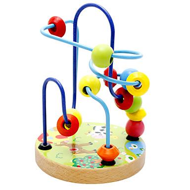 Bouwblokken Speelgoedtelraam Logica & Puzzelspeelgoed Voor cadeau Bouwblokken 2 tot 4 jaar Speeltjes