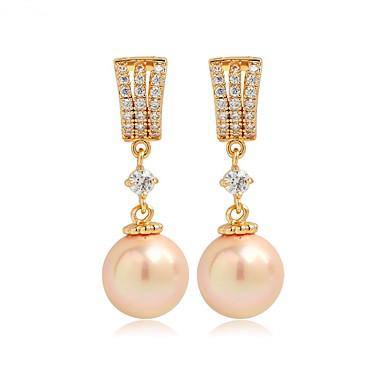 Pentru femei Bijuterii Design Unic La modă Euramerican Perle Imitație de Perle Perle Roz Aliaj Bijuterii Bijuterii Pentru Nuntă Zi de