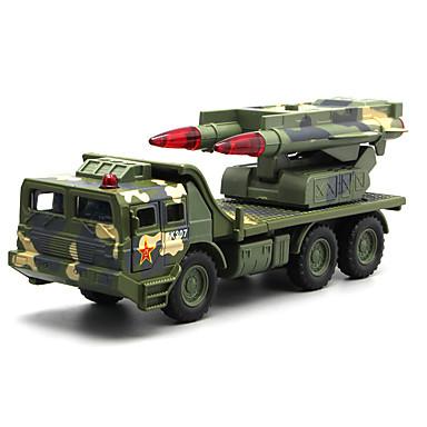 ألعاب سيارة طراز سيارة حربية ألعاب الموسيقى والضوء أخرى سبيكة معدنية قطع للجنسين هدية
