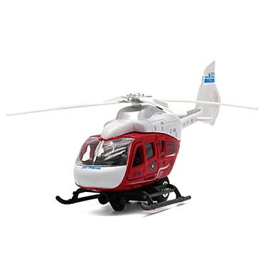 ألعاب مجموعات البناء هليكوبتر ألعاب محاكاة طيارة هليكوبتر سبيكة معدنية معدن قطع للجنسين هدية