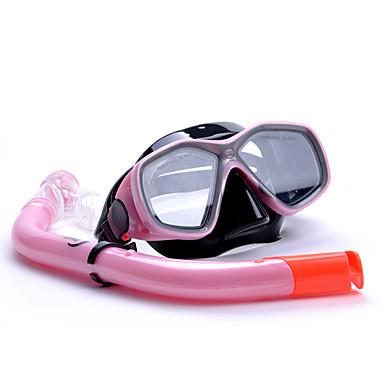 Schnorchelset Schützend Tauchen und Schnorcheln Mischmaterialien Eco PC für Kinder