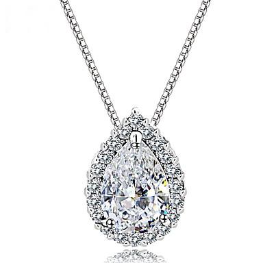 Pentru femei Coliere cu Pandativ Bijuterii Round Shape Bijuterii Cristal Aliaj Design Unic Modă Euramerican Bijuterii Pentru Nuntă