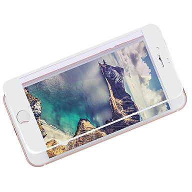 حامي الشاشة إلى Apple زجاج مقسي 1 قطعة حامي كامل للجسم (HD) دقة عالية / نحيل جداً / ضد الضوء الأزرق