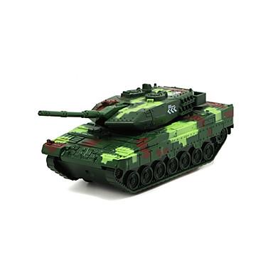 Panzer Spielzeug-LKWs & -Baustellenfahrzeuge Spielzeug-Autos 1.32 Simulation Metalllegierung Unisex Kinder Spielzeuge Geschenk