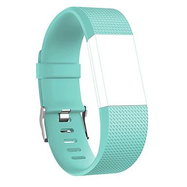 حزام إلى Fitbit Charge 2 فيتبيت عصابة الرياضة مطاط شريط المعصم