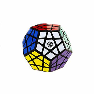 cubul lui Rubik QI YI Warrior Megaminx 3*3*3 Cub Viteză lină Cuburi Magice puzzle cub Altele Cadou Unisex