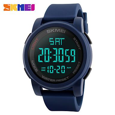 Heren Unieke creatieve horloge Polshorloge Smart horloge Dress horloge Modieus horloge Sporthorloge Chinees Digitaal Kalender Chronograaf