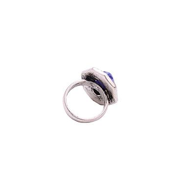 Dames Ring Uniek ontwerp PERSGepersonaliseerd leuke Style Legering Sieraden Voor Bruiloft Feest Verjaardag