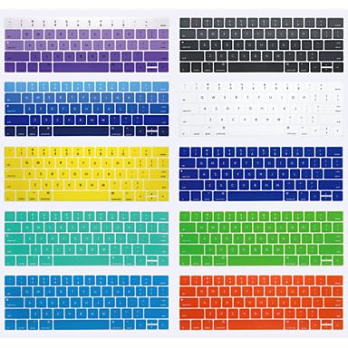 Siliconen Toetsenbordcover Voor 13.3 '' 15.4'' Nieuwe MacBook Pro 13'' met Touch Bar Nieuwe MacBook Pro 15'' met Touch Bar