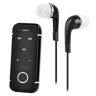 Cwxuan Draadloos Hoofdtelefoons Muovi Mobiele telefoon koptelefoon Met volumeregeling / met microfoon koptelefoon