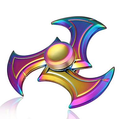 Hand Spinner Speeltjes Relieves ADD, ADHD, Angst, Autisme Speeltjes Metaal Stuks Geschenk
