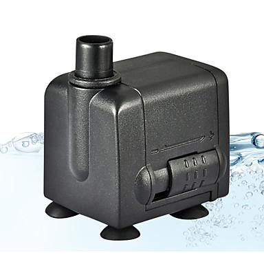 Akvaryumlar Su Pompaları Enerji Tasarruflu Zehirsiz ve Tatsız Plastik AC 220-240V