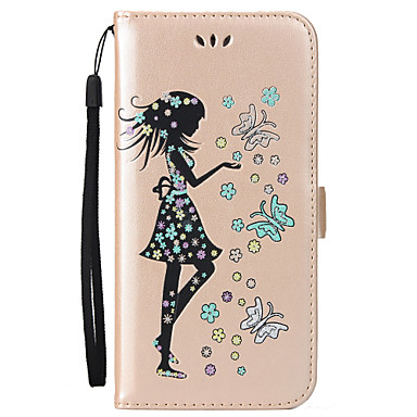 غطاء من أجل Samsung Galaxy S8 Plus S8 حامل البطاقات محفظة مع حامل قلب مطرز غطاء كامل للجسم امرآة مثيرة قاسي جلد PU إلى S8 Plus S8 S7 edge
