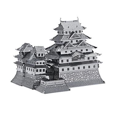 3D-puzzels Metalen puzzels Beroemd gebouw Plezier Roestvast staal Klassiek