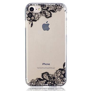 hoesje Voor Apple iPhone 7 Plus iPhone 7 Patroon Achterkant Lace Printing Zacht TPU voor iPhone 7 Plus iPhone 7 iPhone 6s Plus iPhone 6s