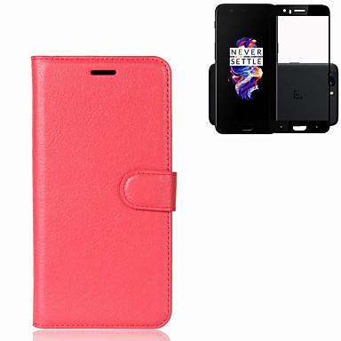 Für Hüllen Cover Geldbeutel Kreditkartenfächer mit Halterung Flipbare Hülle Handyhülle für das ganze Handy Hülle Volltonfarbe Hart