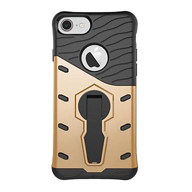 Pentru Apple iPhone 7 7 plus 6s 6 plus se 5s 5 caz acoperă 360 de grade roti armura combo picătură armura telefon caz