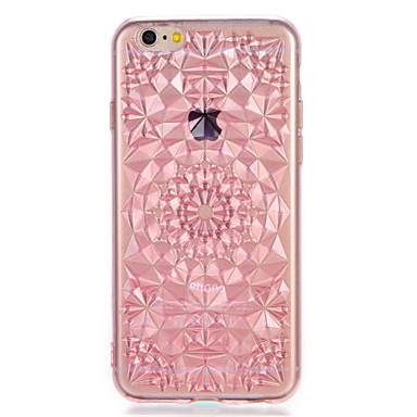 Für Apfel iphone7 7plus Fallabdeckungsmuster rückseitige Abdeckungsfall geometrisches Muster weiches tpu 6s plus 6 plus 6s 6
