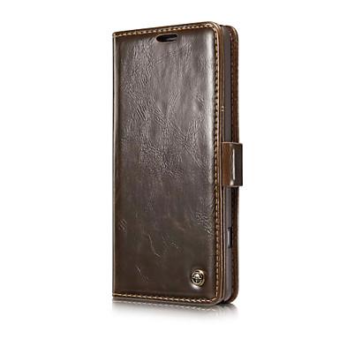 Für lg v20 / v10 Fallabdeckung Luxus echtes Leder shockproof Überzug magnetische Flip Telefon Fälle für lg g6 / g5