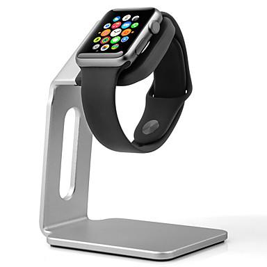 Stand stand de ceas pentru ceas de mere serie 1 / ceas de mere serie 2 aluminiu 38mm / 42mm nu linie de date