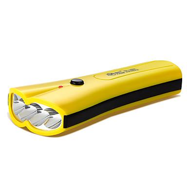 YAGE YG-3204 Lanterne LED LED lm 2 Mod LED Reîncărcabil Intensitate Luminoasă Reglabilă Mărime Mică Dimensiune Compactă