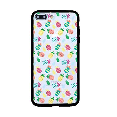 Für iphone 7 plus 7 Fallabdeckungsmuster rückseitige Abdeckungsfall-Fliesenfrucht hartes Acryl für iphone 6s plus 6 plus 6s 5s se 5 6