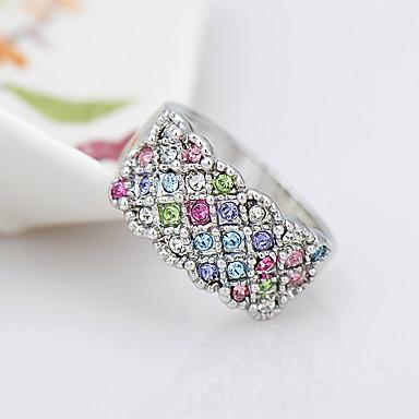 Pentru femei Inel Bijuterii Modă Euramerican Ștras Aliaj Altele Bijuterii Zi de Naștere Evenimente/Petrecere Alte