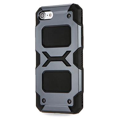 Hülle Für Apple iPhone 7 Plus iPhone 7 Stoßresistent Rückseite Rüstung Hart PC für iPhone 7 Plus iPhone 7 iPhone 6s Plus iPhone 6s iPhone