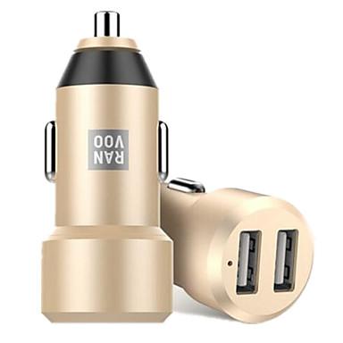 Snellader Anderen 2 USB-poorten Alleen oplader DC 5V/3.4a