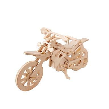 3D - Puzzle Holzmodelle Modellbausätze Spaß Hölzern Klassisch 6 Jahre alt und höher 3-6 Jahre alt