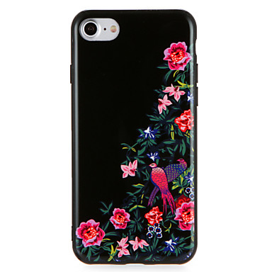 iPhone Fantasia retro Resistente PC 7 per decorativo 7 05976308 Per disegno Fiore Custodia Plus iPhone Plus 7 Animali Apple iPhone Per 7 iPhone 0RZ6qwv
