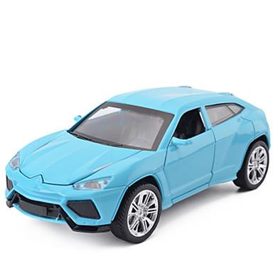 سيارات السحب SUV ألعاب سيارة معدن قطع للجنسين هدية