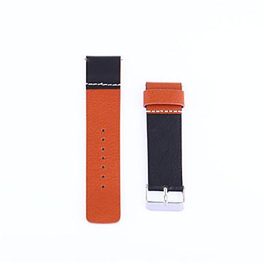 Für fitbit blaze smart Uhr echtes Leder Uhrenarmband Handgelenk Ersatzband